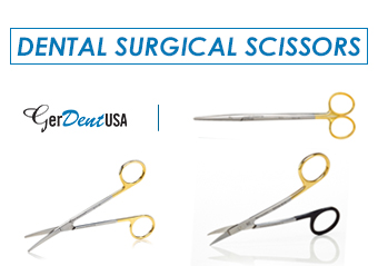 Dental Surgical Scissors- Essential Instruments for Your Clinic