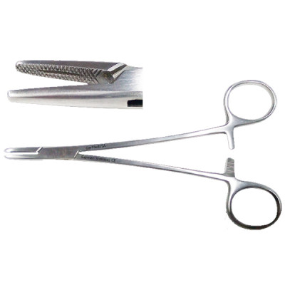 Needle Holder, Mayo Hegar, 18cm, 7 1/4