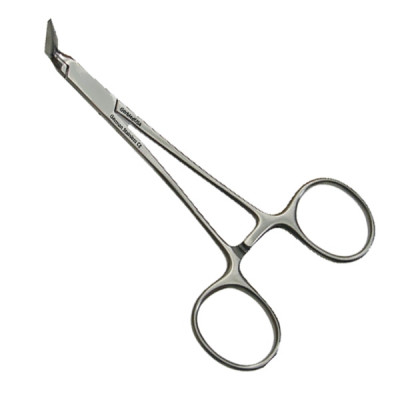 Peet Root Splinter Forceps, Sharp, 90, 12.5cm
