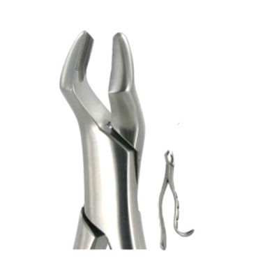 American Extraction Forceps, Upper Molars, 10h