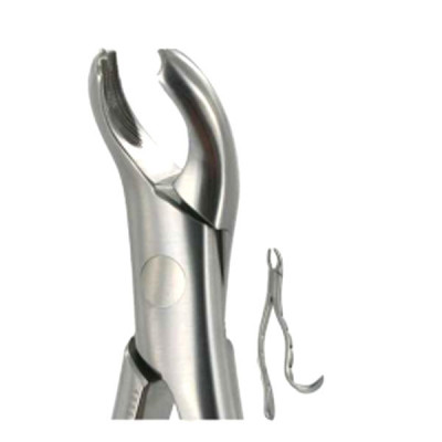 American Extraction Forceps, Lower Molars, no.15
