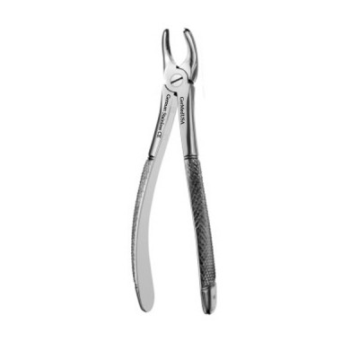 English Extracting Forceps, Upper Molars, no. 18A