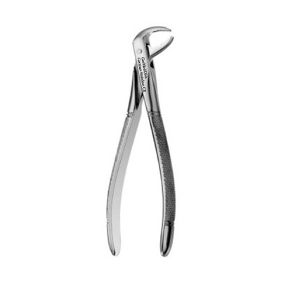 English Extraction Forceps, Lower Incisors and Roots, no. 74