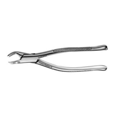 English Extracting Forceps, Upper Molars, Right, no. 89