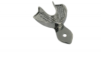 Impression Tray, Perforated, Lower, L